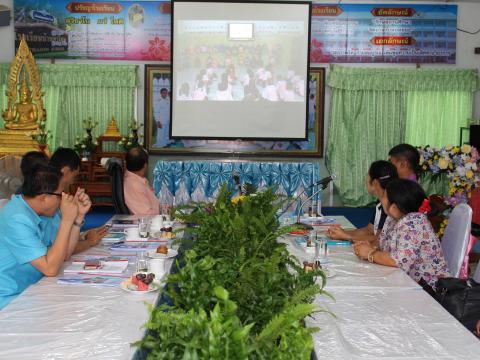 การประเมิน15จุดเน้นปีการศึกษา2559